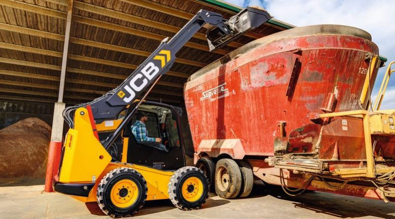 JCB TO SHOWCASE INNOVATIVE AGRICULTURAL PRODUCTS AT 2018 NATIONAL FARM MACHINERY SHOW