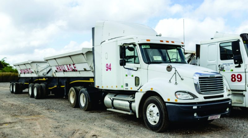 Mining Haulage Co. Limited of Zambia