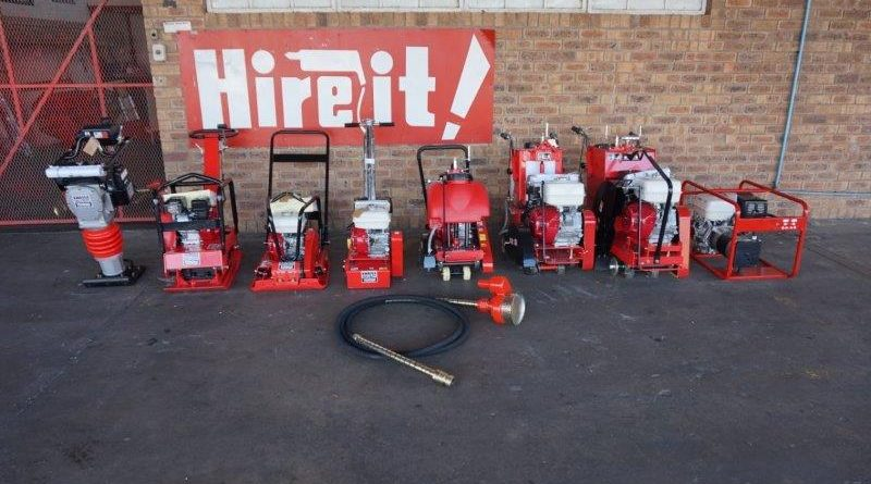 Local Kwagga small plant from Hire It a big hit in construction industry
