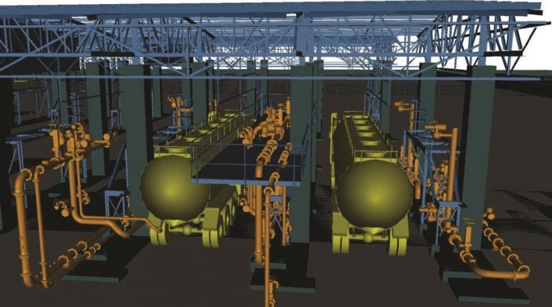 Thyssenkrupp combines standard engineering with software development to offer a holistic Liquid Fuel Storage solution