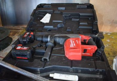 Milwaukee Power Tools plays a key role in revolutionising sensitive blasting-and-drilling