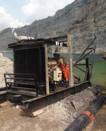 Cummins Ghana completes Goldfields pump repower project