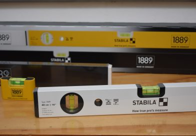 Limited-edition Stabila set celebrates 130 years of measuring success