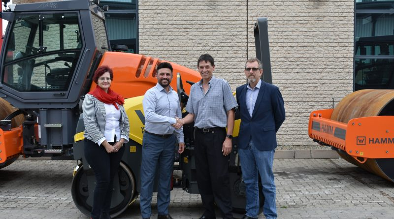 Wacker Neuson enters agreement with Wirtgen South Africa to extend its compaction roller offering