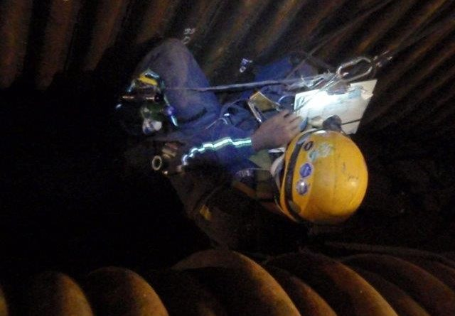 Skyriders powers up major boiler inspection at Kendal