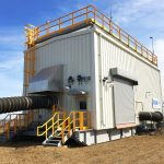 HIGH FLEXIBILITY, LOWER COST WITH MOBILE PUMPHOUSE